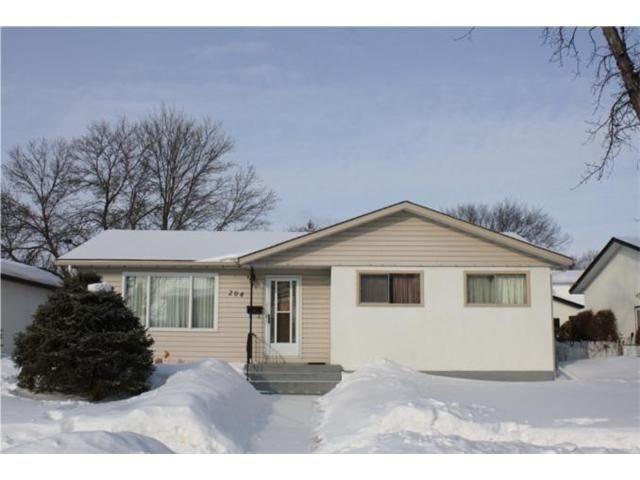 Main Photo: 204 ROUGE Road in WINNIPEG: Westwood / Crestview Residential for sale (West Winnipeg)  : MLS®# 1103744