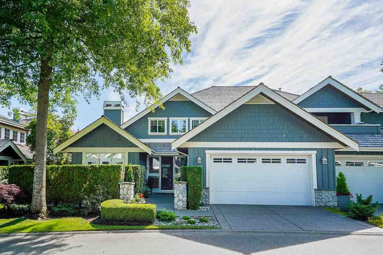"""Main Photo: 6 15715 34 Avenue in Surrey: Morgan Creek Townhouse for sale in """"WEDGEWOOD"""" (South Surrey White Rock)  : MLS®# R2589330"""