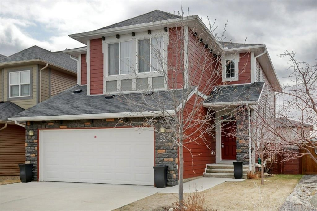 Main Photo: 53 Legacy Terrace SE in Calgary: Legacy Detached for sale : MLS®# A1098878