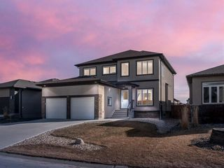 Main Photo: 182 Hallfield Bay in Winnipeg: River Park South Residential for sale (2F)  : MLS®# 202107722