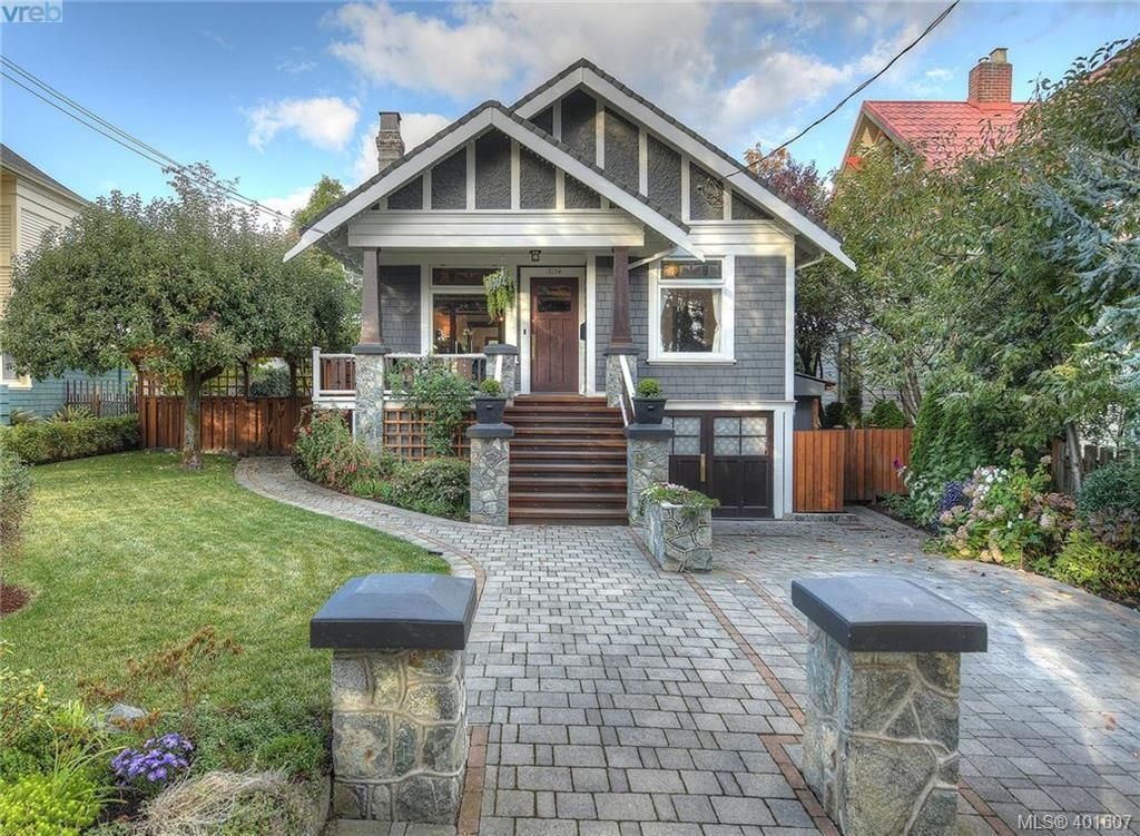 Main Photo: 3154 Fifth St in VICTORIA: Vi Mayfair House for sale (Victoria)  : MLS®# 801402