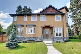 Main Photo: 529 21 Avenue NE in Calgary: Winston Heights/Mountview Semi Detached for sale : MLS®# A1123829