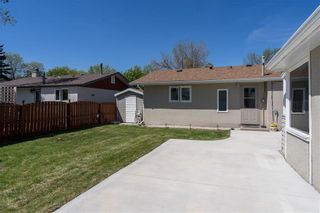 Photo 25: 580 McMeans Avenue East in Winnipeg: East Transcona Residential for sale (3M)  : MLS®# 202113503
