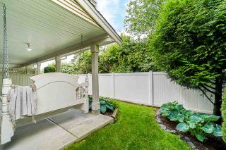Photo 32: 15 6450 199 STREET in Langley: Willoughby Heights Townhouse for sale : MLS®# R2466532