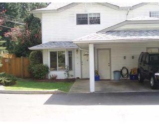 Photo 1: # 1 11757 207TH ST in Maple Ridge: Condo for sale : MLS®# V883789