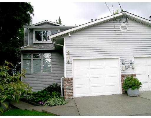 Photo 1: Photos: 204 ALLARD ST in Coquitlam: Maillardville 1/2 Duplex for sale : MLS®# V596794