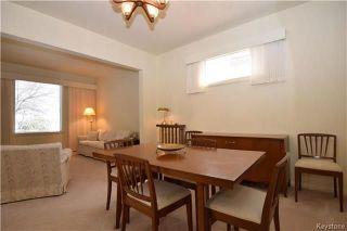 Photo 5: 834 Winnipeg Avenue in Winnipeg: Weston Residential for sale (5D)  : MLS®# 1809433