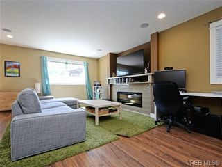 Photo 2: 3358 Radiant Way in VICTORIA: La Happy Valley Half Duplex for sale (Langford)  : MLS®# 739421