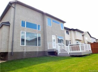 Photo 15: 23 Wainwright Crescent in Winnipeg: River Park South Residential for sale (2F)  : MLS®# 1729170