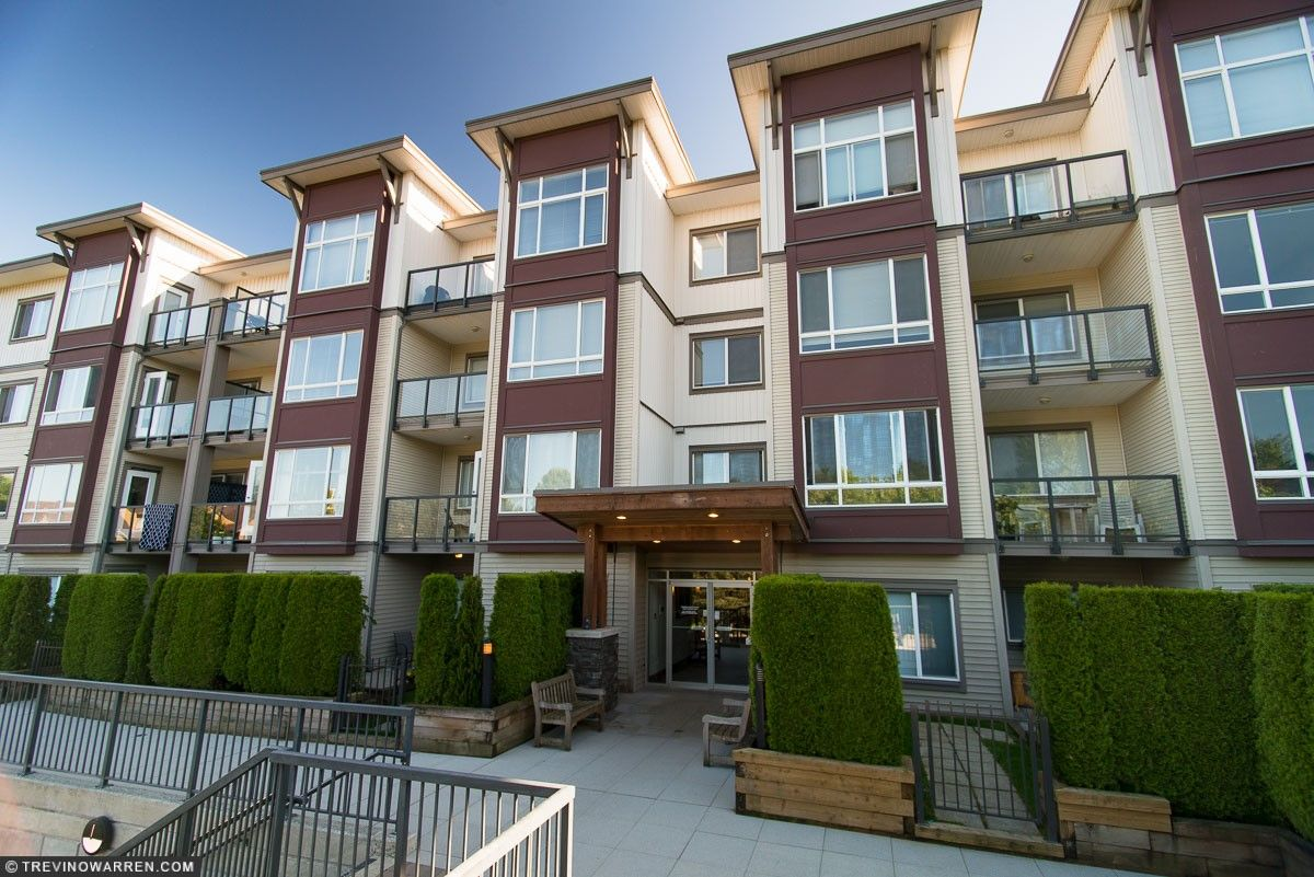 Main Photo: #318 2943 Nelson Pl. in Abbotsford: Central Abbotsford Condo for rent