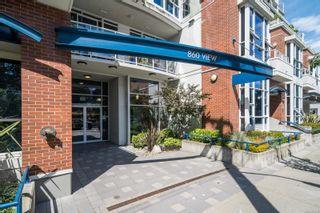Photo 2: 608 860 View St in Victoria: Vi Downtown Condo for sale : MLS®# 881494