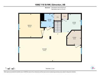 Photo 45: 10982 118 Street in Edmonton: Zone 08 House for sale : MLS®# E4266397
