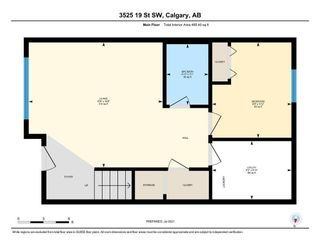 Photo 22: 3525 19 Street SW in Calgary: Altadore Row/Townhouse for sale : MLS®# A1146617
