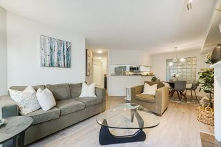 Photo 4: 108 8420 JELLICOE Street in Vancouver: South Marine Condo for sale (Vancouver East)  : MLS®# R2399669