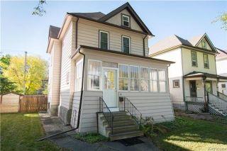 Photo 1: 16 Fawcett Avenue in Winnipeg: Wolseley Residential for sale (5B)  : MLS®# 1725237