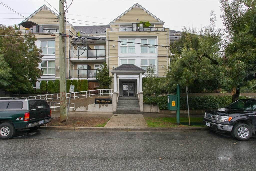 "Main Photo: 305 1519 GRANT Avenue in Port Coquitlam: Glenwood PQ Condo for sale in ""The Beacon"" : MLS®# R2111528"