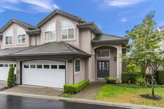 """Photo 1: 99 678 CITADEL Drive in Port Coquitlam: Citadel PQ Townhouse for sale in """"Citadel Pointe"""" : MLS®# R2399817"""