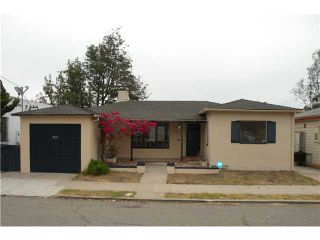 Photo 1: MISSION HILLS House for sale : 3 bedrooms : 3711 Eagle Street in San Diego