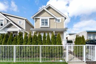 Main Photo: 5657 KILLARNEY Street in Vancouver: Collingwood VE Townhouse for sale (Vancouver East)  : MLS®# R2560902