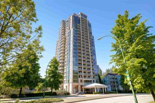 "Photo 1: 2203 3070 GUILDFORD Way in Coquitlam: North Coquitlam Condo for sale in ""LAKESIDE TERRACE THE TOWER"" : MLS®# R2170193"
