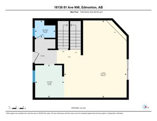 Photo 27: 18138 81 Avenue NW in Edmonton: Zone 20 Townhouse for sale : MLS®# E4239667