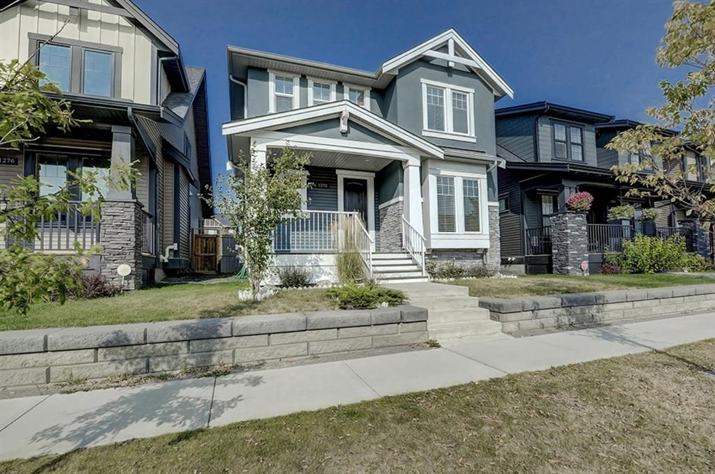 Main Photo: 1272 COOPERS Drive SW: Airdrie Detached for sale : MLS®# A1036030