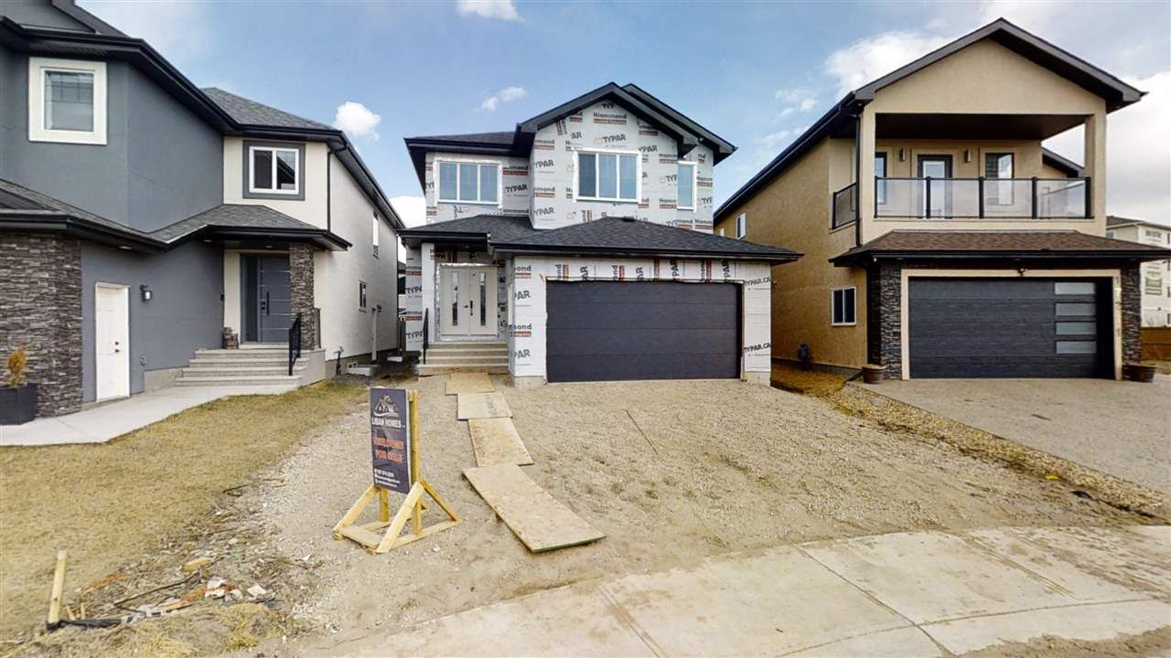 Main Photo: 17215 61 Street in Edmonton: Zone 03 House for sale : MLS®# E4240844