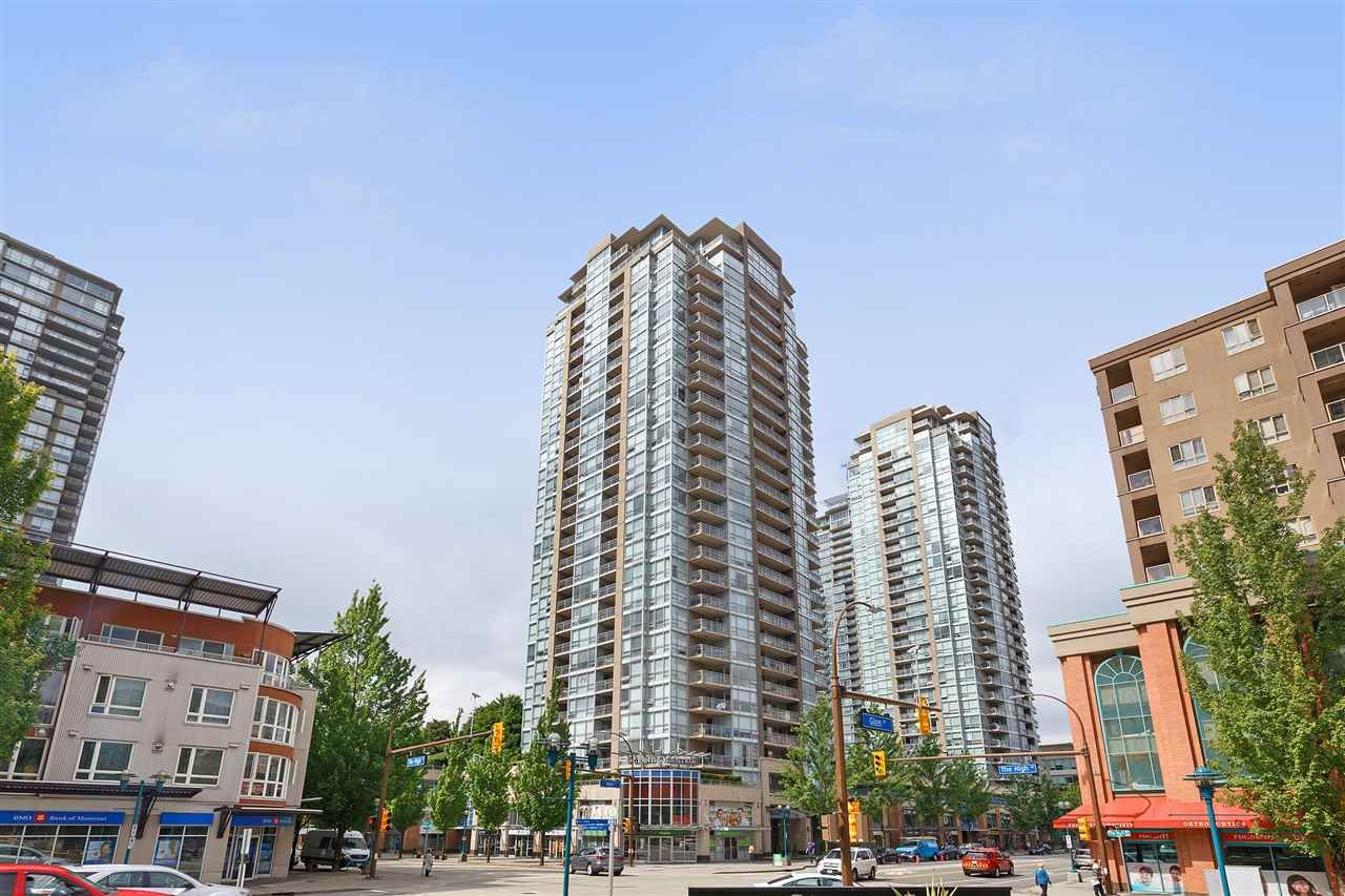 """Main Photo: 607 2978 GLEN Drive in Coquitlam: North Coquitlam Condo for sale in """"GRAND CENTRAL"""" : MLS®# R2302691"""