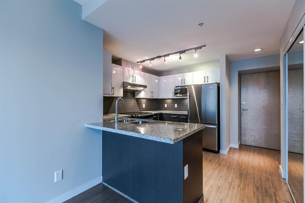 """Photo 1: Photos: 810 14 BEGBIE Street in New Westminster: Quay Condo for sale in """"INTERURBAN"""" : MLS®# R2145047"""