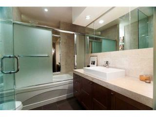 """Photo 6: 1409 1333 W GEORGIA Street in Vancouver: Coal Harbour Condo for sale in """"THE QUBE"""" (Vancouver West)  : MLS®# V888854"""