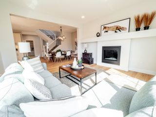Photo 1: 6305 CRAWFORD Link in Edmonton: Zone 55 House for sale : MLS®# E4262459