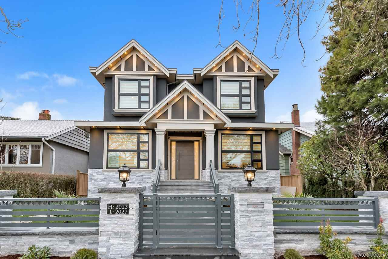 Main Photo: 2023 W 47TH Avenue in Vancouver: Kerrisdale House for sale (Vancouver West)  : MLS®# R2410108