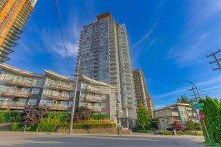 """Main Photo: 2603 520 COMO LAKE Avenue in Coquitlam: Coquitlam West Condo for sale in """"THE CROWN"""" : MLS®# R2483945"""