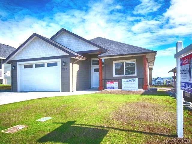 Main Photo: 282 Arizona Dr in CAMPBELL RIVER: CR Willow Point House for sale (Campbell River)  : MLS®# 665083