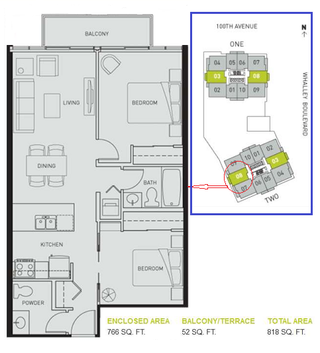 """Photo 17: 1408 9981 WHALLEY Boulevard in Surrey: Whalley Condo for sale in """"Park Place II"""" (North Surrey)  : MLS®# R2129602"""