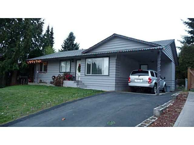 Main Photo: 33251 13TH AV in Mission: Mission BC House for sale : MLS®# F1327279