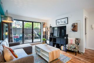 """Photo 4: 102 1549 KITCHENER Street in Vancouver: Grandview Woodland Condo for sale in """"Dharma Digs"""" (Vancouver East)  : MLS®# R2570093"""