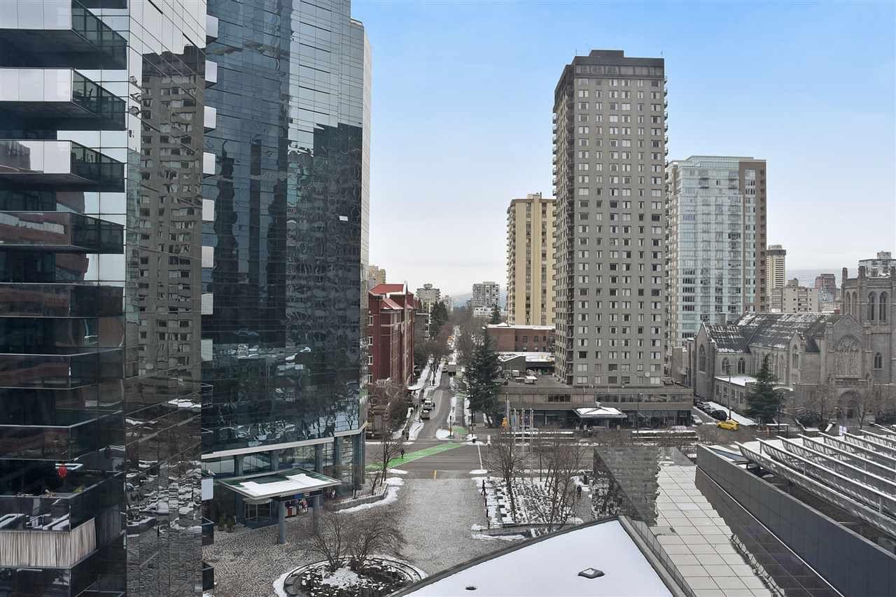 Main Photo: 1406 1068 HORNBY STREET in Vancouver: Downtown VW Condo for sale (Vancouver West)  : MLS®# R2137719