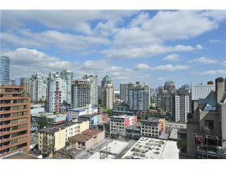 Photo 10: 1507 811 HELMCKEN Street in Vancouver West: Home for sale : MLS®# V1105794