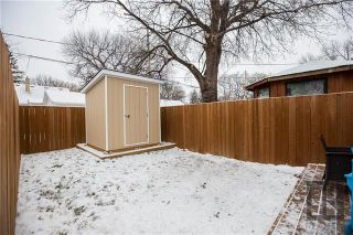 Photo 19: 153 Blenheim Avenue in Winnipeg: Residential for sale (2D)  : MLS®# 1829676