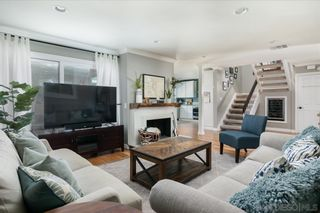 Photo 13: OCEAN BEACH Townhouse for sale : 3 bedrooms : 2446 Camimito Venido in San Diego
