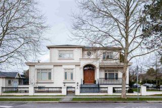 Main Photo: 805 W 46TH Avenue in Vancouver: Oakridge VW House for sale (Vancouver West)  : MLS®# R2544330