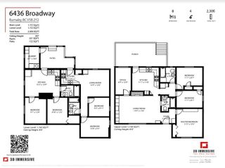 Photo 34: 6436 BROADWAY in Burnaby: Parkcrest House for sale (Burnaby North)  : MLS®# R2560931