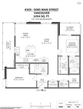 """Photo 23: 305 5085 MAIN Street in Vancouver: Main Condo for sale in """"Eastpark"""" (Vancouver East)  : MLS®# R2585433"""
