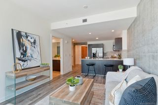 Photo 10: DOWNTOWN Condo for sale : 1 bedrooms : 800 The Mark Ln #1602 in San Diego