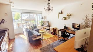 """Photo 1: 373 250 E 6TH Avenue in Vancouver: Mount Pleasant VE Condo for sale in """"THE DISTRICT"""" (Vancouver East)  : MLS®# R2595941"""