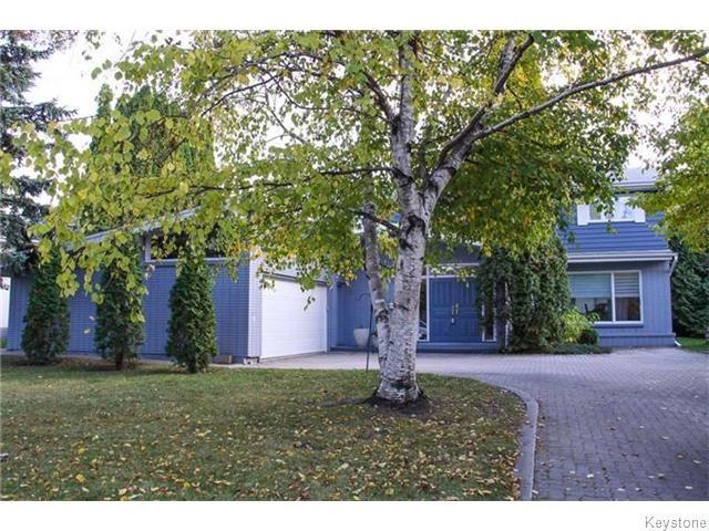Main Photo: 14 Birkenhead Avenue in Winnipeg: Tuxedo Residential for sale (1E)  : MLS®# 1626083