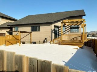 Photo 38: 519 Trimble Crescent in Saskatoon: Willowgrove Residential for sale : MLS®# SK841010