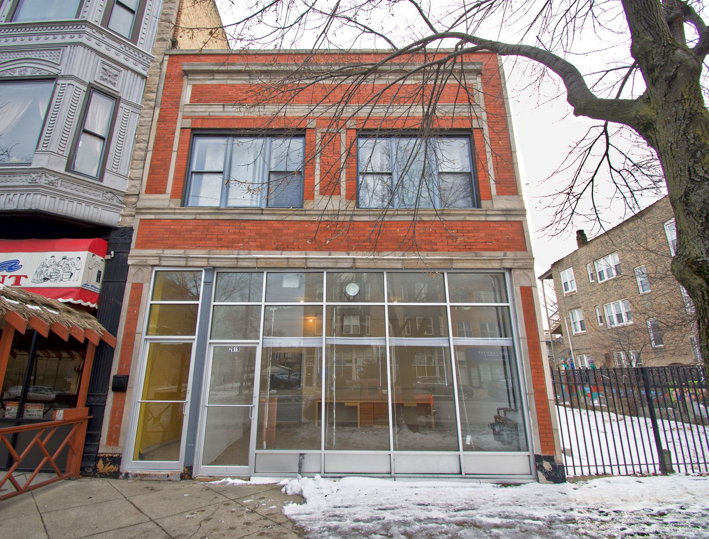 Main Photo: 2619 W Division Street Unit C-1 in Chicago: CHI - West Town Commercial Lease for lease ()  : MLS®# MRD10939044