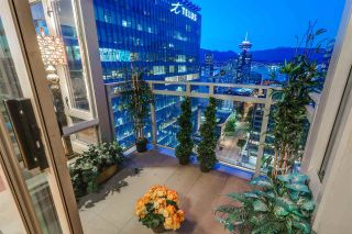 """Photo 11: 2703 788 RICHARDS Street in Vancouver: Downtown VW Condo for sale in """"L'HERMITAGE"""" (Vancouver West)  : MLS®# R2544416"""